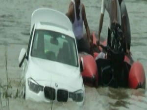 I Dont Want This Bmw I Need Jaguar New Bmw Plunged In To River