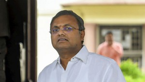 Karti Chidambaram Profit Karti Chidambaram Gain 54 Crore Of Profit By Share Sales Ed Raising Questio