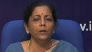 Fm Nirmala Sitharaman To Address Press Conference On State Of Economy At Today Evening 5pm