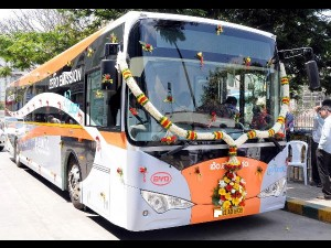 Automobile Slowdown Only Electric Bus After 2 Years Nitin Gadkari Speech