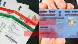 Government Extends To Date For Pan With Aadhaar Linking
