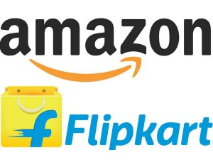 Amazon And Flipkart Both Fight With Big Billion Festival Day Sale