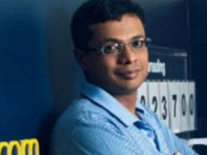 Sachin Bansal Became Ceo Of Crids On Investing 739 Crore