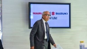 Maruti Chairman Rc Bhargava Said Ola Uber Have Hit Demand For New Cars In India