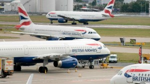 British Airways Ba Pilots Are In Strike Asking Hike In Salary