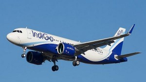 Indigo Emergency Landing Reflects In Share Price