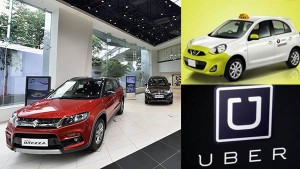 Maruti Suzuki Officials Said Ola Uber Not Big Factor For Current Slowdown In Automobile