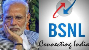 Bsnl Employees Urged Pm Narendra Modi To Revive The Company In A Letter