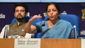 What Nirmala Sitharaman Said For Exporters And Income Tax Payers