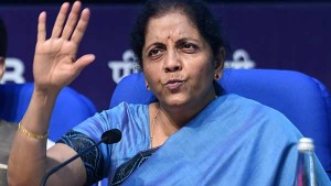 Nirmala Sitharaman Announcements Dint Work In Market Today