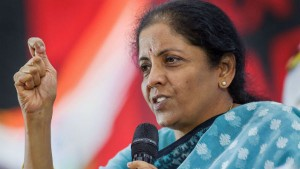 Nirmala Sitharaman Says Govt Has Taken Several Important Decisions In The Past 100 Days