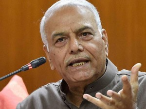 Yashwant Sinha Asked Would Ola Uber Cause Truck Sales To Affected