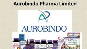 Aurobindo Pharma Share Down Near 20 In Today