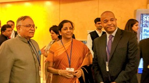 Nirmala Sitharaman Said No Better Place To Investment Than In India