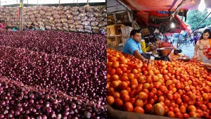 Again Onion Tomato Prices Are High At Rs 60 70 Per Kg In Delhi