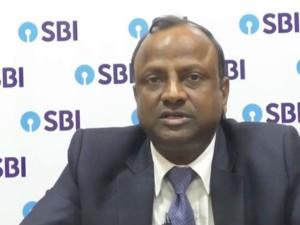 Sbi Chairman Rajnish Kumar Said Indian Economy Growth To Come Back Soon