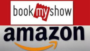 Amazon India Saturday Officially Announced Partners With Bookmyshow To Sell Movie Tickets