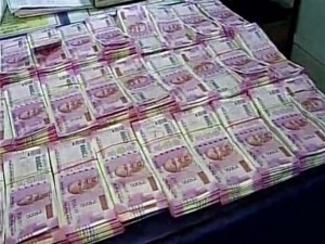 Nirmala Sitharaman Said 43 Of Unaccounted Cash Seized In The Form Of Rs 2000 Notes