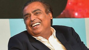 Forbes Data Said Mukesh Ambani Overtakes Google Founders Larry Page