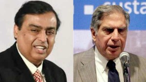 Ambani Vs Tata Fighting For Indias Highest Market Capitaliza