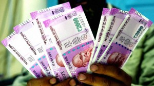 Rupee Notes Can Be Demonetized Ex Finance Secretary Idea