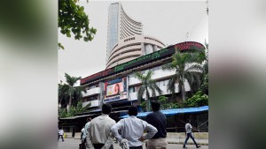 Sensex Closed Above Record High Nifty Ends Below 12