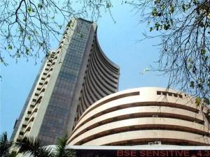 Sensex Managed To Close Above