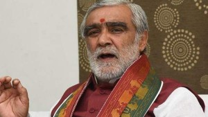 Ashwini Choubey Supports Nirmala Sitharaman By Saying That He Didnt Taste Onion In His Life