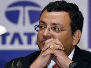 Tata Group Company Shares Reaction For Cyrus Mistry Case