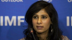 Imf Gita Gopinath Said Modi Government Needs To Find New Way To Rising Revenue