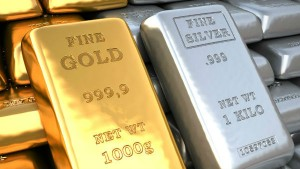 Gold Silver Prices Up In Futures Trade Due To Strong Demand