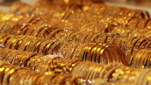 Gold Prices Continuously Down For Fourth Day