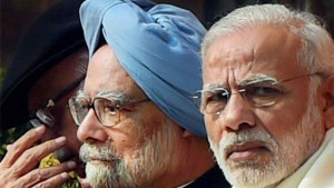 Manmohan Singh Alleging Modi That He Made False Promise