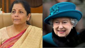 Forbes Announced Nirmala Sitharaman Is A Powerful Woman Ahead Of Queen Elizabeth