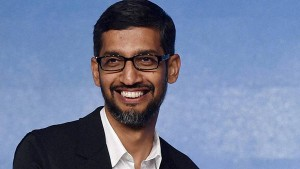 Crore Market Capitalization Surge For Sundar Pichai Appointed As Alphabet Ceo