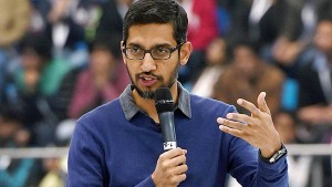 Sundar Pichai Now Heads 7 More Companies