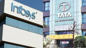 Infosys Pip Tcs In Growth Acquisitions And Competitive Pricing Plays Big Role