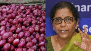 Nirmala Sitharaman Said I Don T Eat Onion Because Of Skyrocketing Onion Prices