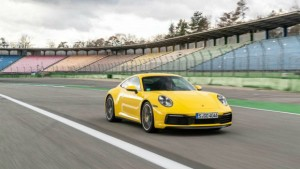 Porsche Car Fined Rs 27 68 Lakh