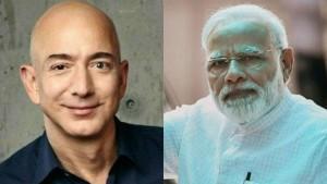 Online Retail Legend Jeff Bezos Will Visit India Next Week To Meet Pm Modi