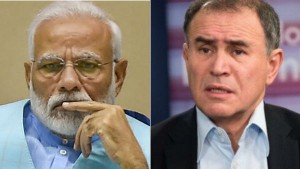 Modi S Got His Eyes Off The Ball Says Nouriel Roubini