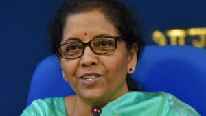 Anand Mahindra Ask Nirmala Sitharaman For A Super Budget