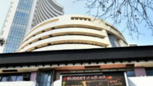 Sensex Closed At 41