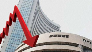 Sensex Touched Its Historical High But Now 416 Points Down