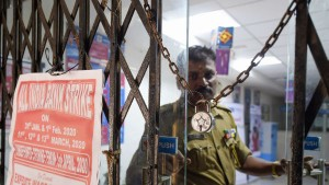 Bank Strike For Three Days Again Next Month Over Salary Hike