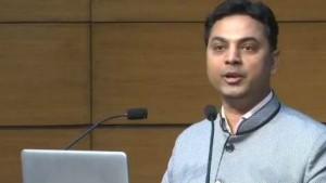 Cea Krishnamurthy Subramanian Said Coronavirus Adds Risks India Recovery