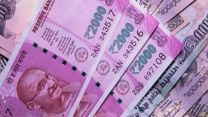 Indian Rupee Weakened Around 3 Since July Last Year
