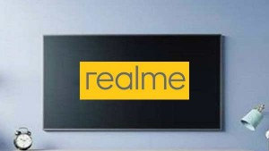 Realme Will Soon Launch Smart Tv