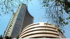 Sensex Up 850 Points