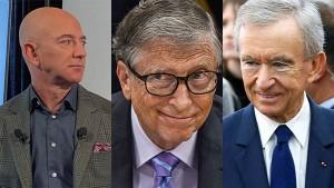 World S Richest Lose 444 Billion Doller After Hellish Week For Markets